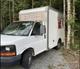 Chevrolet C2500 box truck