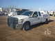 3 vehicles for transport F-250 Utility Trucks