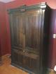 Antique Armoire Cabinet