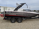20 foot ski boat on double axle trailer (tower fol