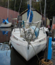 24Ft Sailboat Fixed Keel