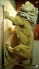 Large paper mache lion Skokie IL toLos Angeles