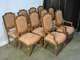 10 Dining Chairs - Medium Sized