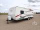 Bumper pull Tango Redwood trailer