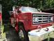 GMC fire truck 6500