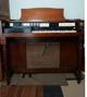 keyboard instrument 160 lbs. 2 pedals (mini-organ)