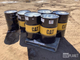 2 Pallets of empty drums