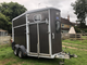 Horse trailer - serviced & ready to tow.