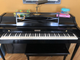 Lisette's Upright (spinet) Piano