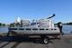 2014 Qwest LS 7516 SC Pontoon boat