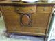 Oak antique sideboard - furniture item