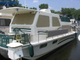 1995 37 ft HOLIDAY MANSION HOUSEBOAT