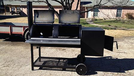 Cost to Deliver a Jambo Pits Smoker Backyard Model to ...