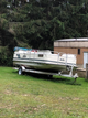 19 ft Sylvan deck boat