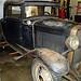 1930 Nash transport, non-running vehicle