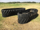 2 rubber tracks for challenger 65 tractor