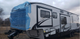 Damaged Front Cap 2021 Fifth-Wheel for transport