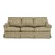 (138255) - Thomasville Paisley Three Cushion