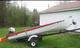 Aluminum boat/Trailer