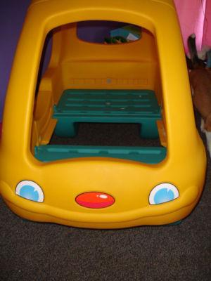 Ship a STEP 2 Snooze N Cruise Snoozer toddler bed VW beet ...