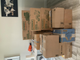 50 CU ft of boxes, 360 lbs total (household items)