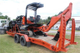 Ditch Witch Xt1600 and trailer