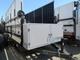 16' solar bumper pull 16' 8000lb steel deck traile