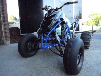 Cost To Transport A RAPTOR WITH R1 STREET BIKE ENGINE SWAP