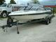 2003 Malibu Response LXI on Tandom axle trailer