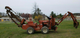 Ditch Witch R-65 Trencher  Backhoe