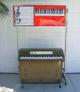 Wurlitzer 200A  214 Electric Piano w Teaching Disp