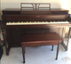 Mom's Spinet Piano delivery to daughter's home