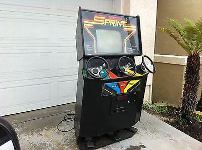 Cost To Transport A Super Sprint Arcade Game To Caledonia Uship